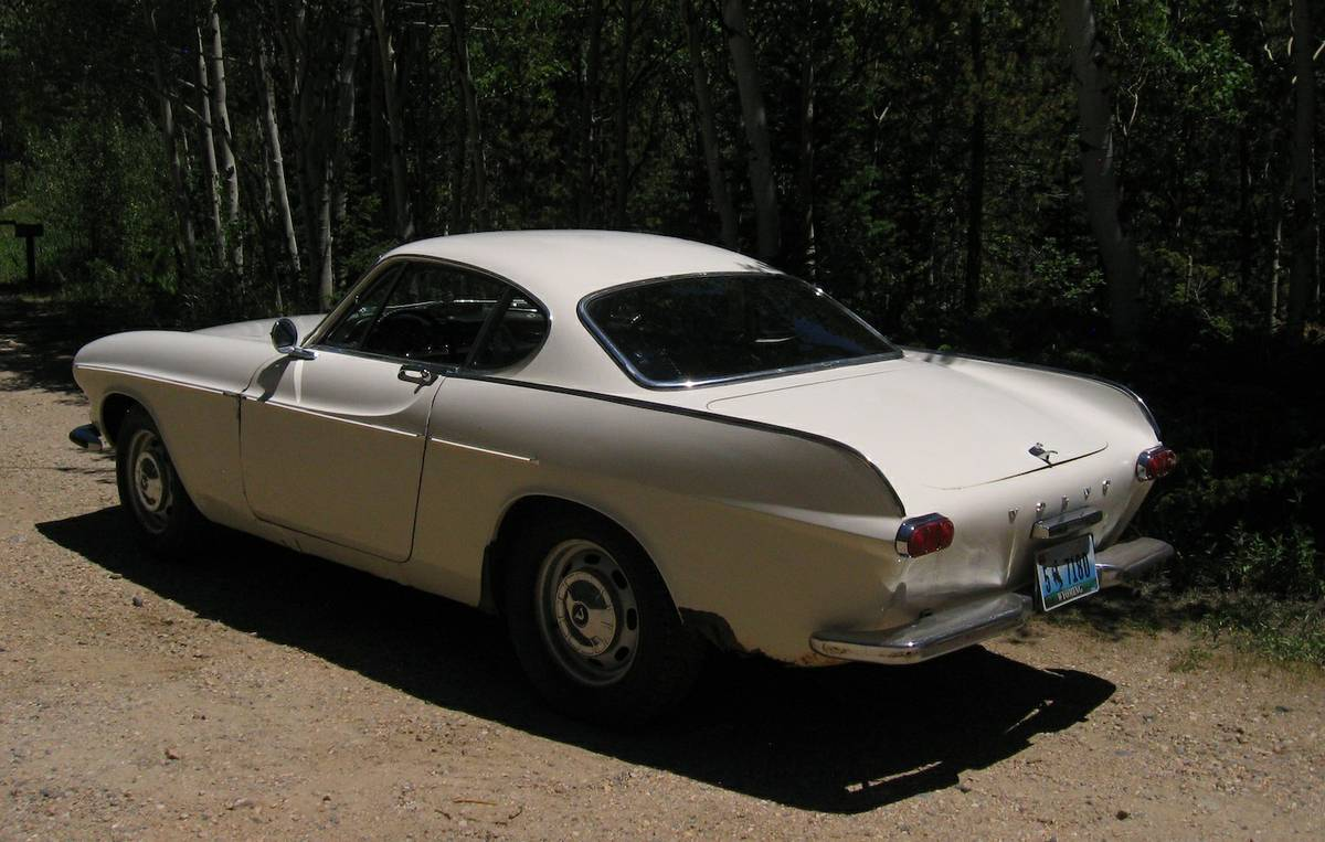 1967 Volvo P1800S Vintage Coupe For Sale in Laramie, Wyoming