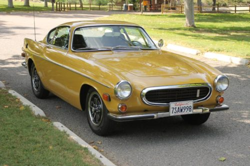 1971 Volvo P1800e 2dr Coupe For Sale In Carmel Valley