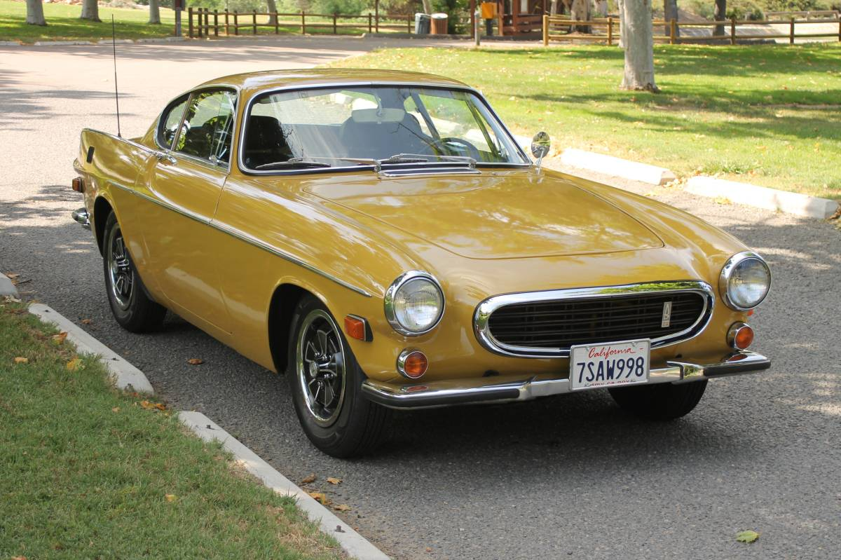 Volvo P1800 For Sale In San Diego California