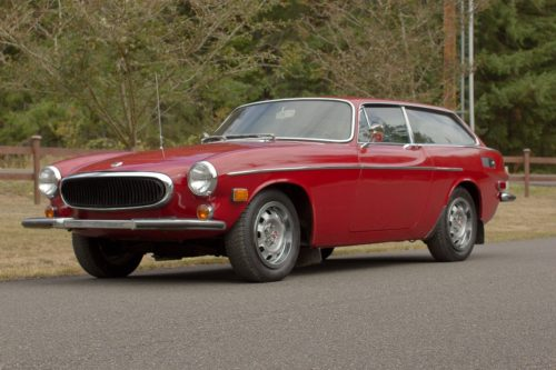 1972 Volvo P1800es 6247 2 Owner 33k Org Miles For Sale In