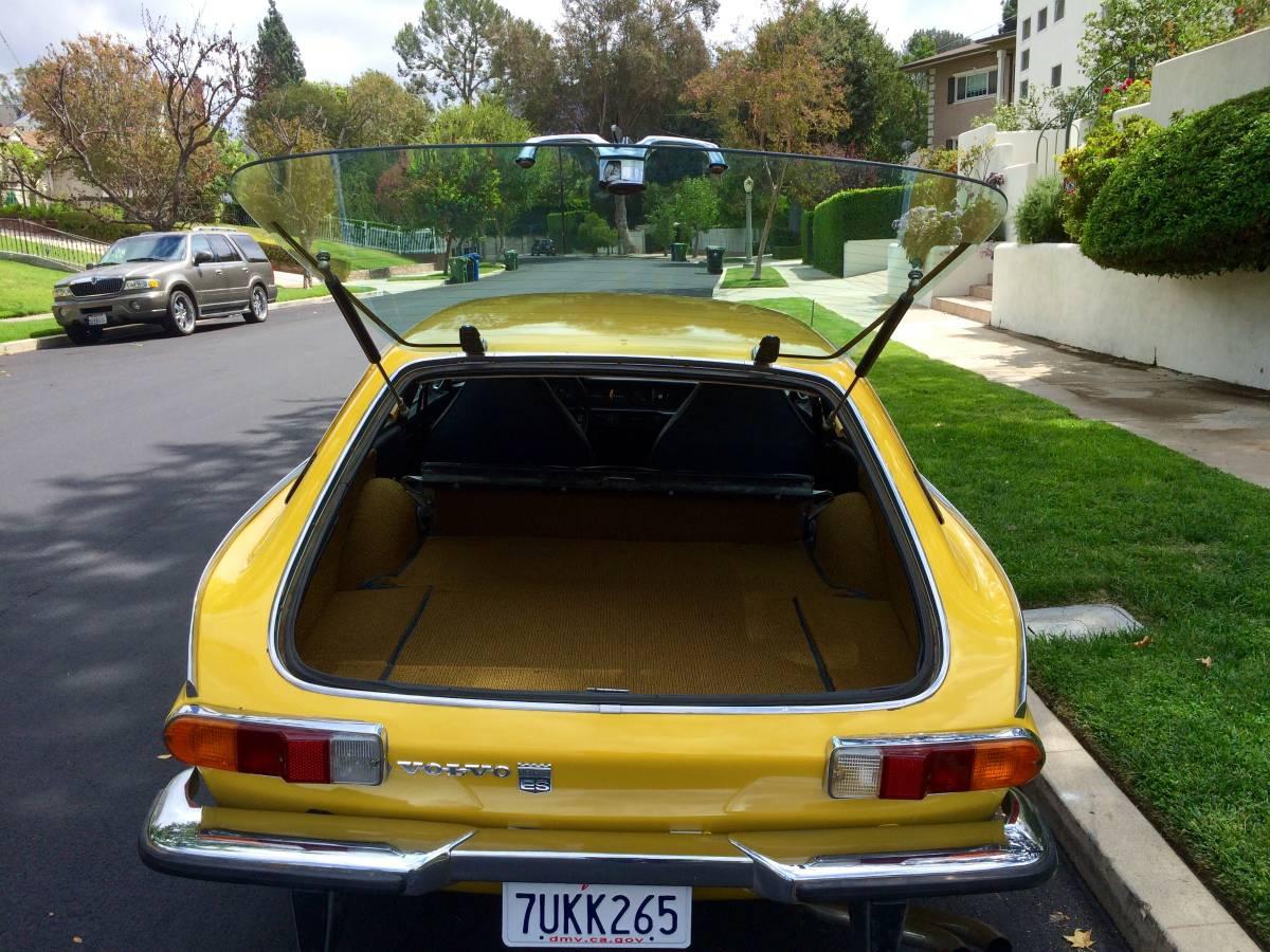 1972 Volvo P1800ES V4 Manual For Sale in San Francisco ...