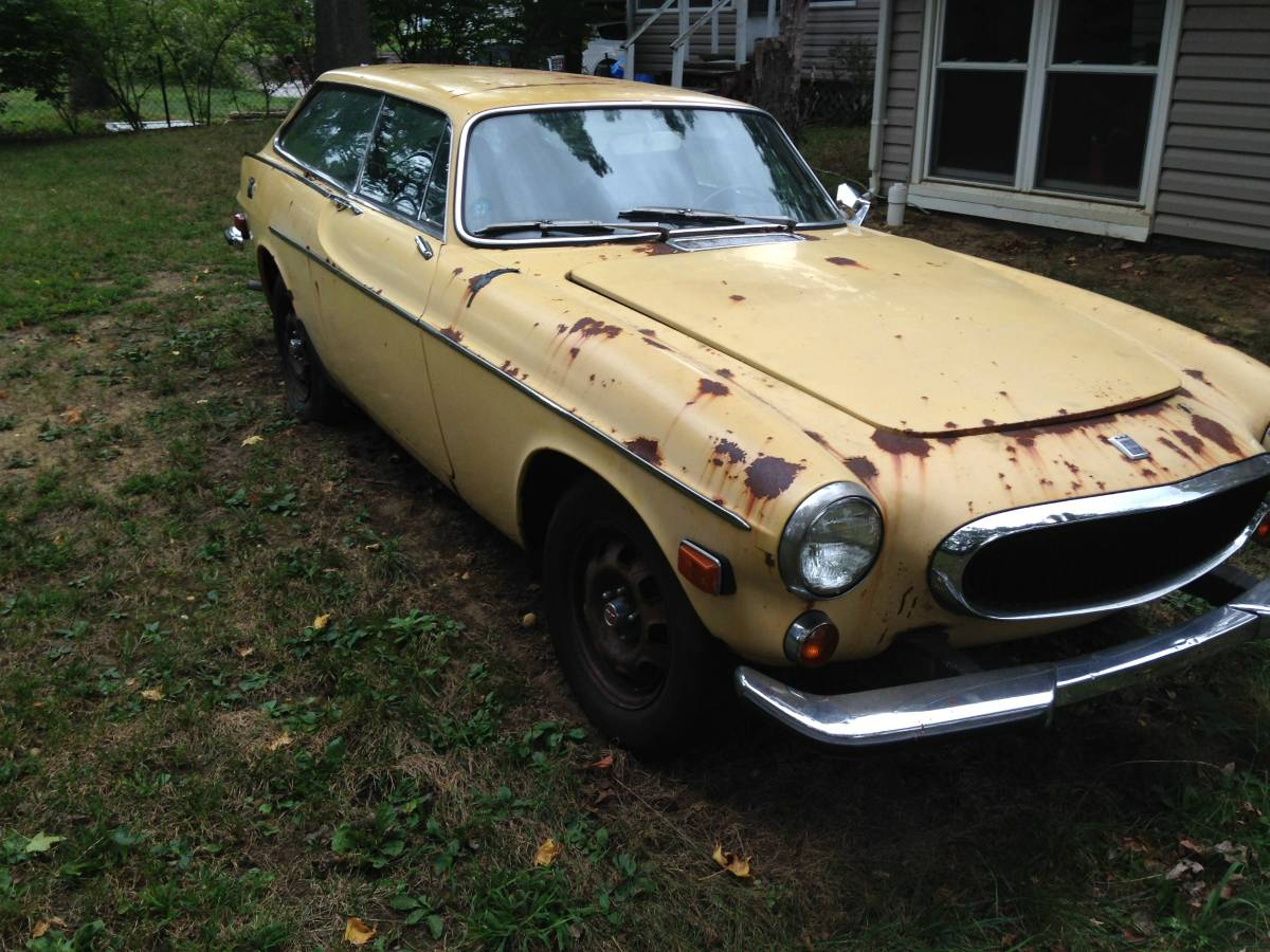 Volvo P1800 For Sale in New Jersey