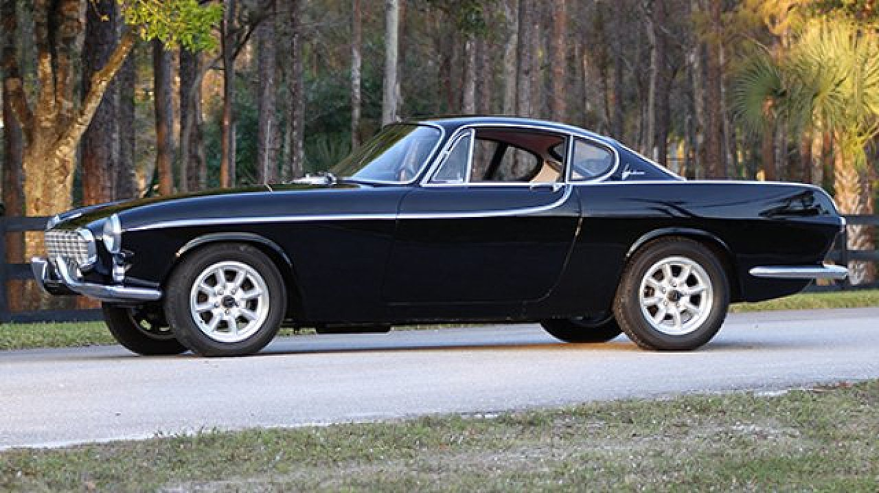 1962 Volvo P1800 No Reserve Auction March 2017 in Fort ...