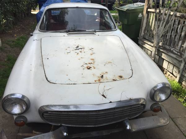 1965 Volvo P1800 For Sale by Owner in Los Angeles, California - $9,499