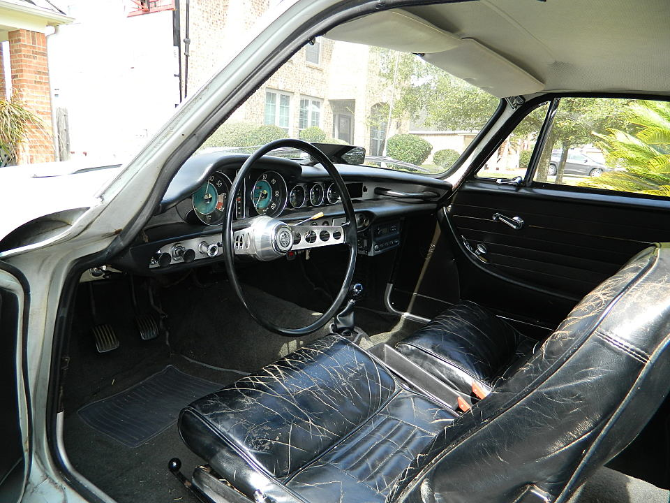 1967 Volvo P1800 For Sale by Owner in League City, Texas ...