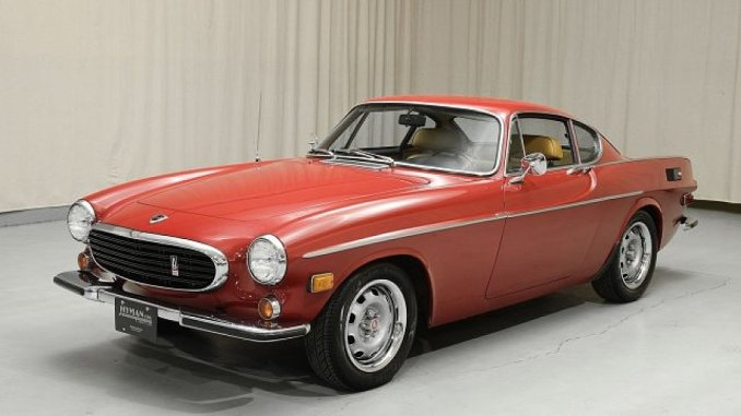 1970 Volvo P1800 1 8l I4 4spd For Sale By Dealer In St
