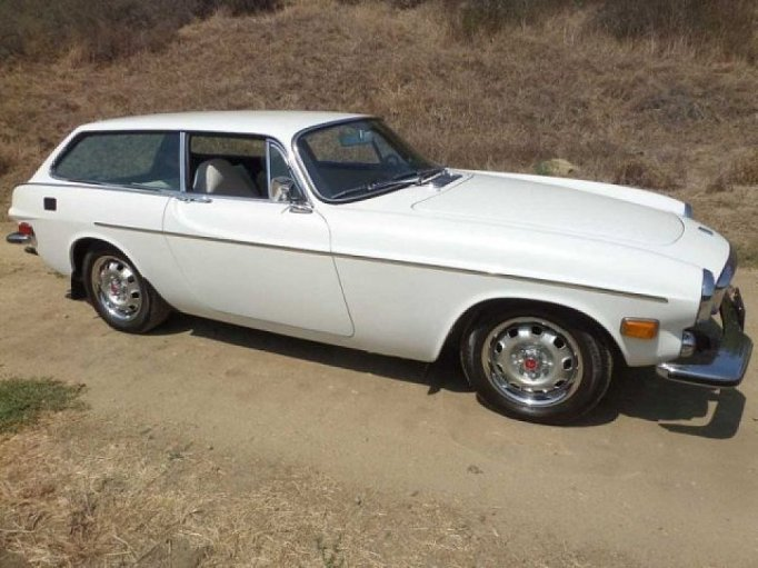 1973 volvo p1800es sports wagon for sale in laguna beach. Black Bedroom Furniture Sets. Home Design Ideas