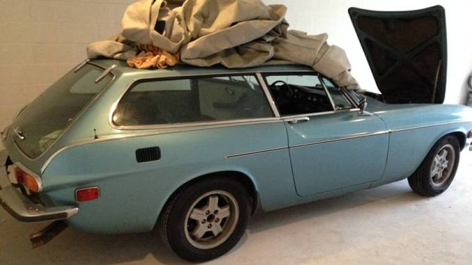 1973 Volvo P1800es Sports Estate For Sale In Queens Nyc New York
