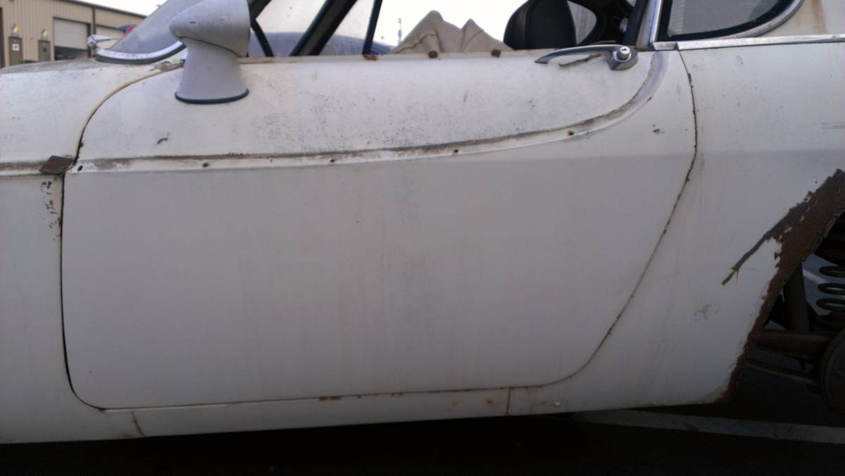 1967 Volvo P1800 Doors For Sale In Sonoma (North Bay