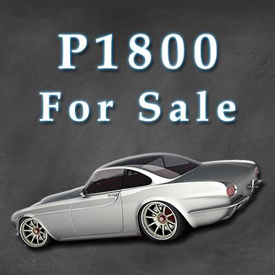 Volvo P1800 For Sale >> Volvo P1800 Craigslist: For Sale, 1800, S, E, ES, Coupe ...