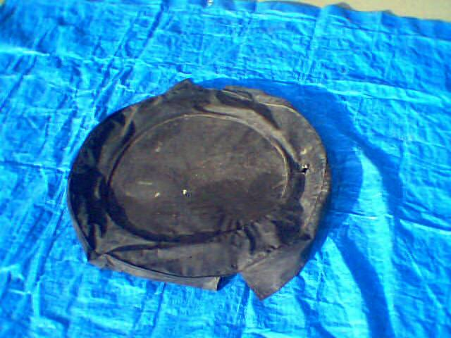 Volvo P1800 Spare Tire Cover For Sale by Owner in Glendale ...
