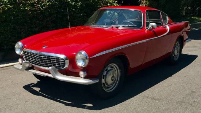 1963 Jensen Volvo P1800 For Sale In Los Angeles Area Ca