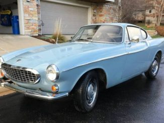 1968 Volvo P1800 S For Sale Craigslist in Clearlake California - $14K
