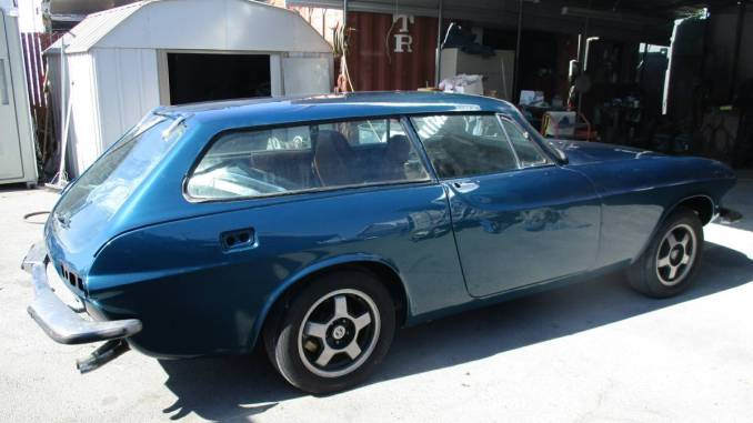 1973 Volvo P1800ES Project Car For Sale in San Jose, CA - $8K