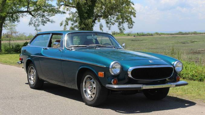 Volvo P1800 For Sale: USA & Canada Craigslist, eBay ...