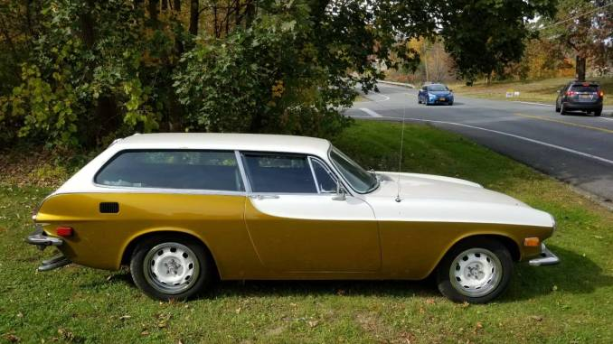 Volvo P1800 For Sale in Albany