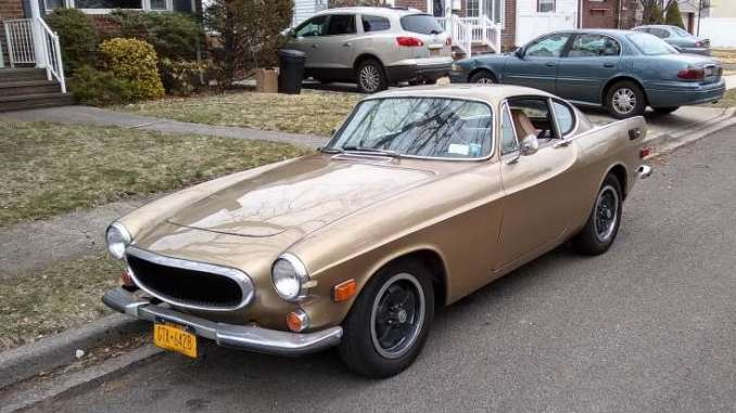 Volvo P1800 For Sale: USA & Canada Craigslist, EBay