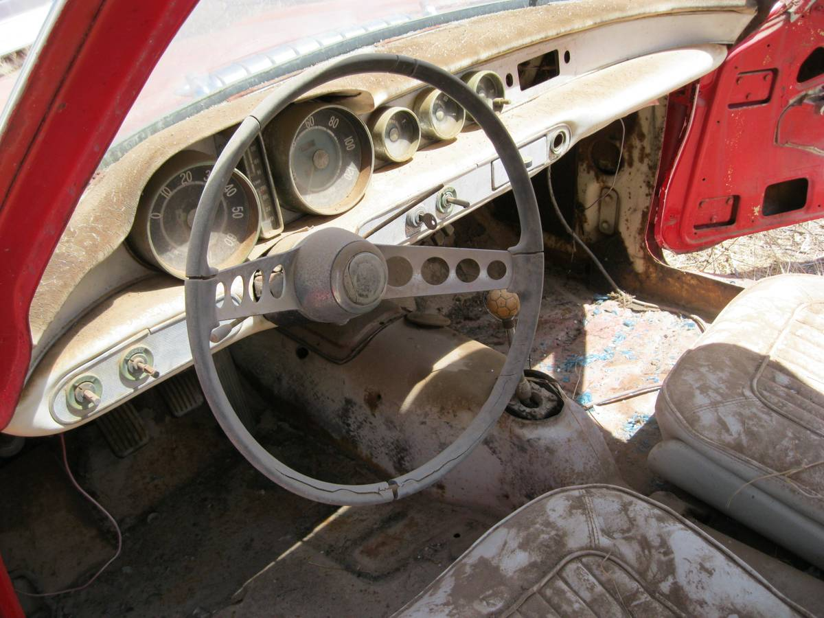 1962 Volvo P1800 4-Speed Manual For Sale in Las Cruces, NM
