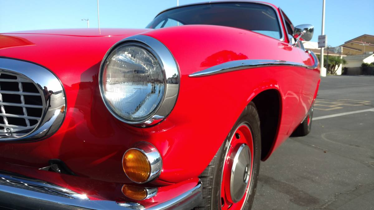 1966 Volvo P1800 4 Cylinder Manual For Sale in Redondo ...