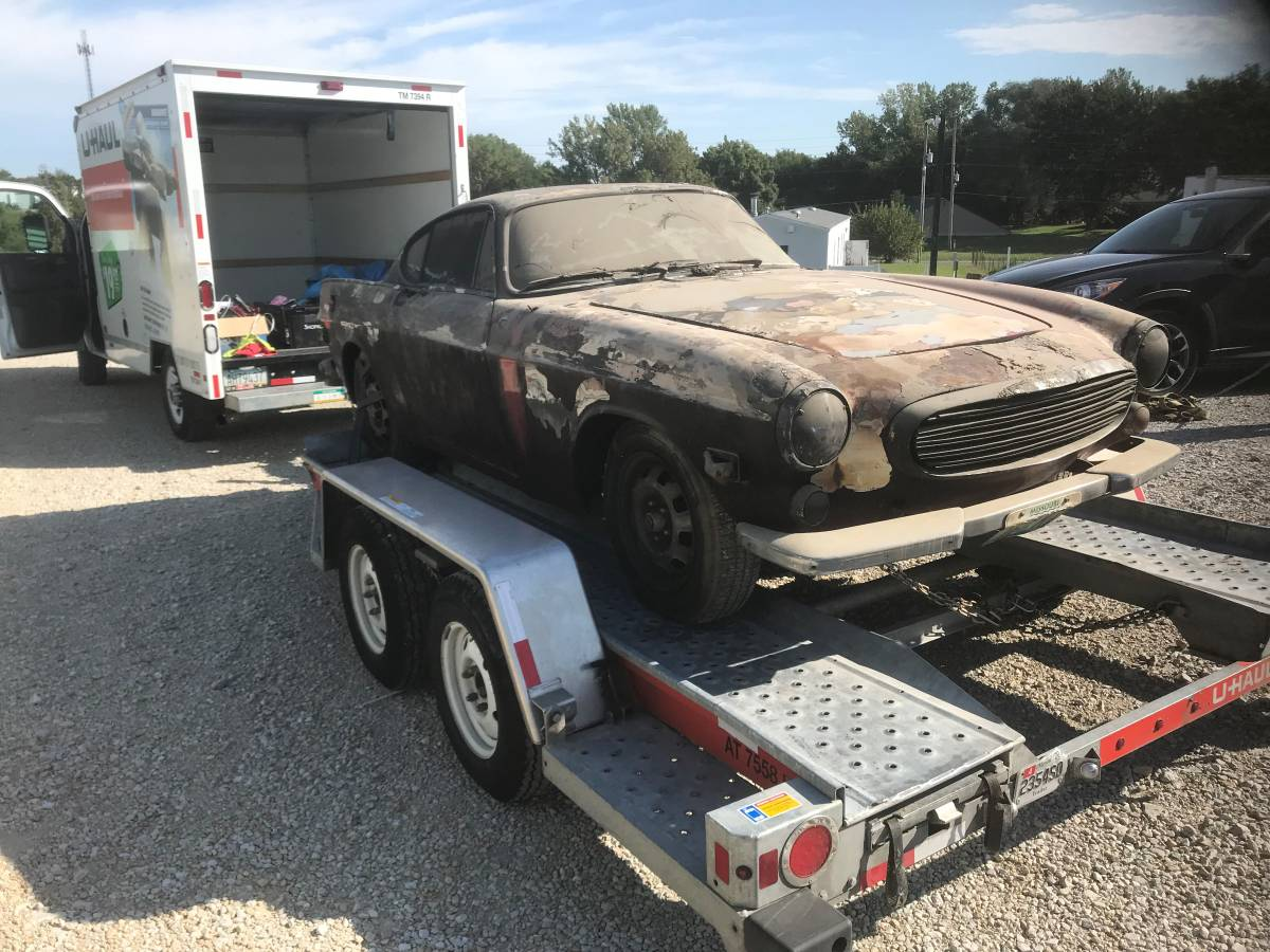 1972 Volvo P1800 4 Cylinder Manual For Sale in Overland ...