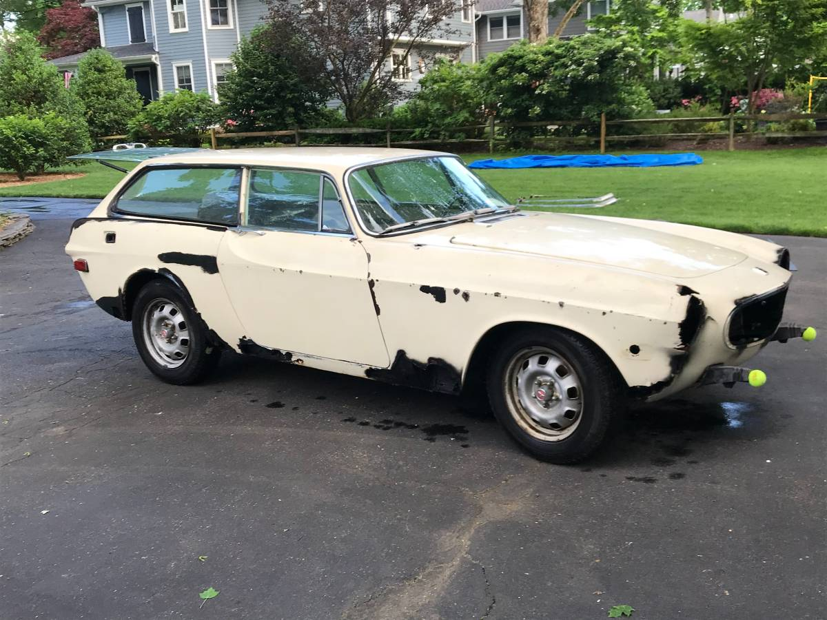 1973 Volvo P1800ES Project/Parts Car For Sale in Ridgewood, NJ