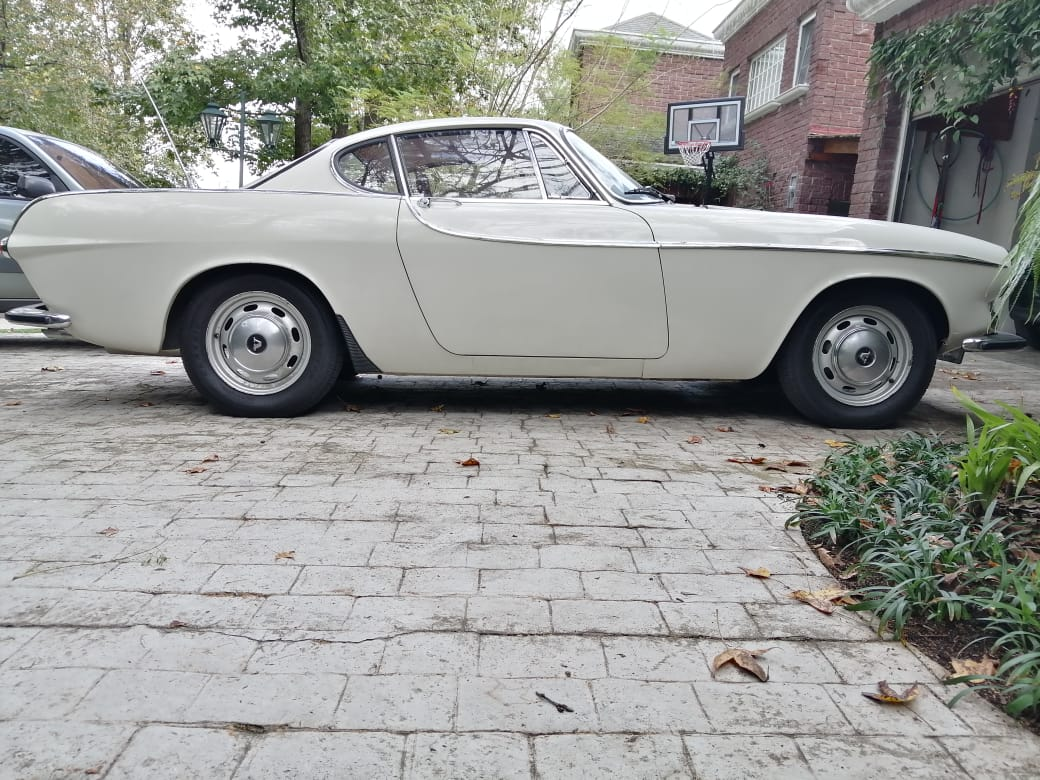 1965 Volvo P1800S B18 4-Speed For Sale in Georgetown, TX