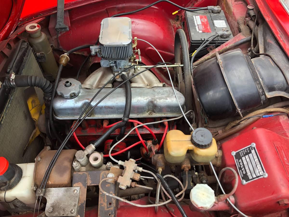 1967 Volvo P1800S 4-Speed Manual For Sale in Santa Ana, CA