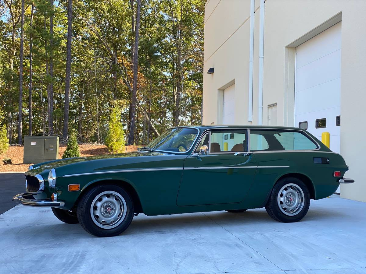 1973 Volvo P1800 4-Speed Automatic For Sale in Apex, NC