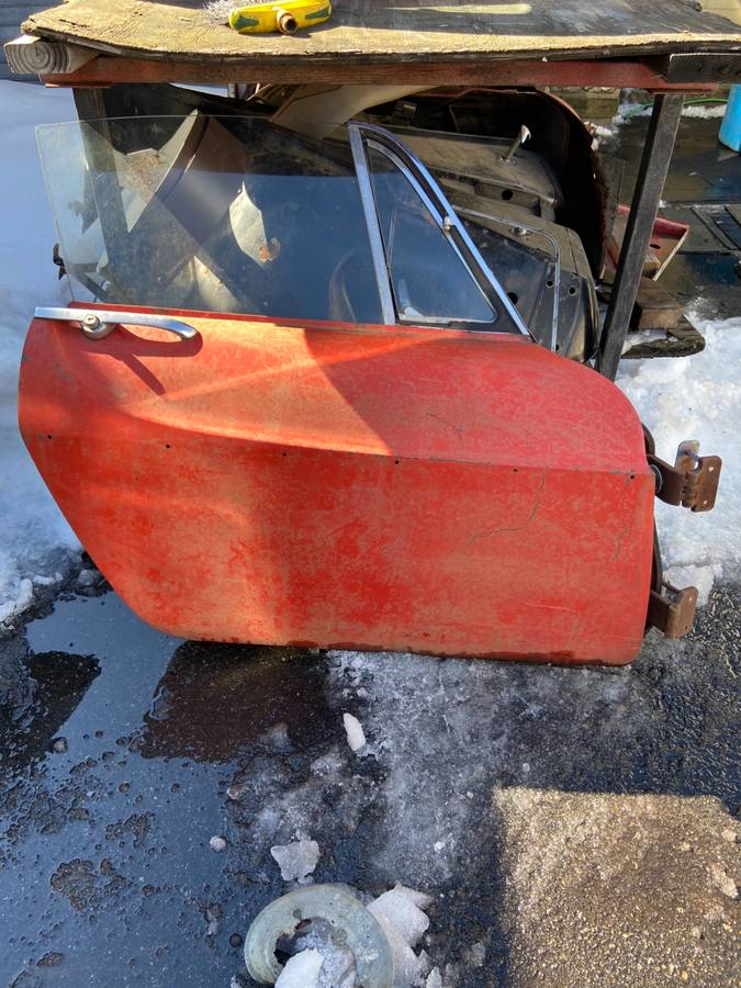 1967 Volvo P1800 Doors and Extra Parts For Sale in Staten ...
