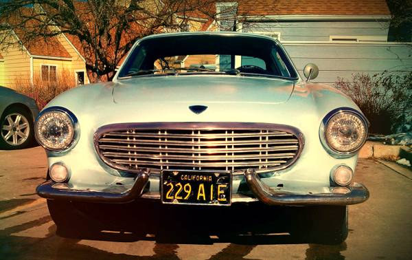 1966 Volvo P1800 For Sale in Lakewood Colorado