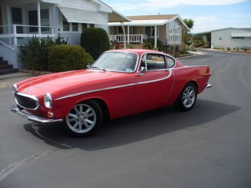 1971 Volvo P1800 For Sale in San Clemente CA
