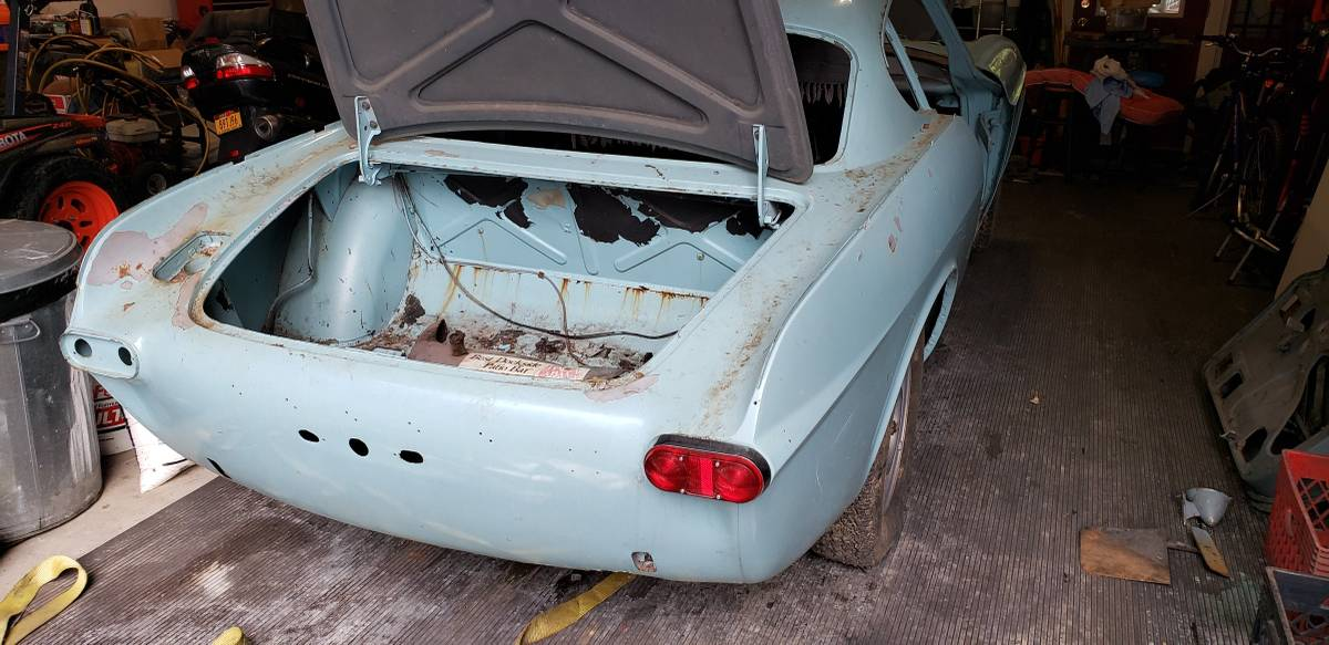 1966 Volvo P1800S Project For Sale in Middletown, NY